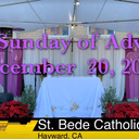 4th Sunday of Advent 2020 photo album thumbnail 9